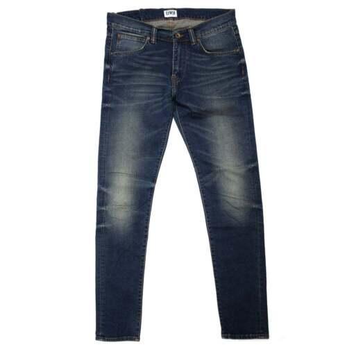 Edwin Denim ED-85 Slim-Fit Low Crotch Compact Blue 12.5Oz Denim Jean