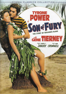 Son-Of-Fury-1942-Nuovo-DVD