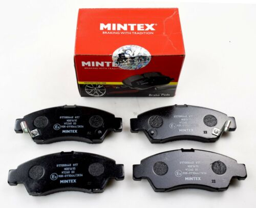MINTEX FRONT AXLE BRAKE PADS FOR HONDA CIVIC CAPA JAZZ MDB1615 FAST DISPATCH