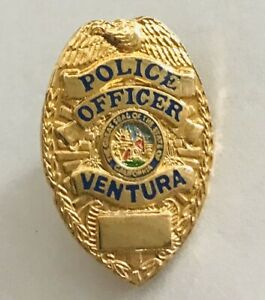 CINCINNATI OHIO POLICE OFFICER LAPEL BADGE PIN