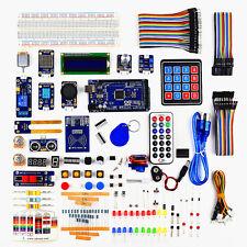 Adeept New RFID Starter Kit for Arduino MEGA 2560 with Ardublock Book Processing