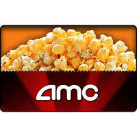 $25 AMC Theatres Gift Card + $5 bonus code