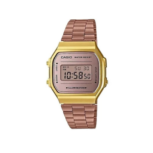 Casio-Classic-A168WECM-5DF-Rose-Gold-Stainless-Steel-Digital-Watch