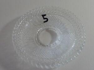 1 Coupelle Baccarat Xix ème Pour Lustre T= 8.70cm - N5 Prix De Vente Directe D'Usine