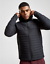 New-Mens-Hooded-Down-Sportswear-Synthetic-Padded-Lightweight-Insulated-Jacket thumbnail 5