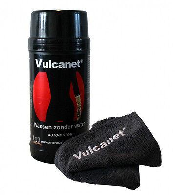 Vulcanet Cleaning Kit 80 Towel + Towel Microfibre Harley Davidson Crome Seewping Aspetto Attraente