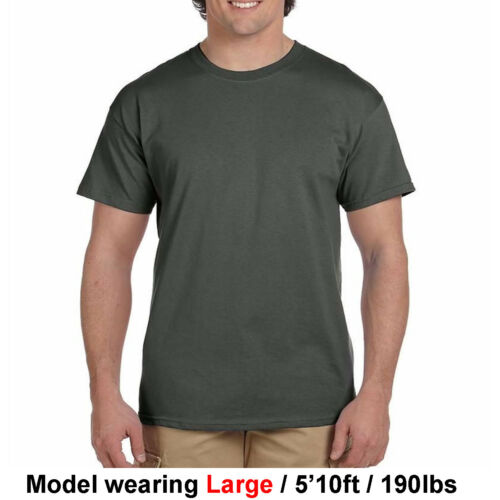 Can I Refill Your Eggnog Moose Glass  Christmas Green Basic Men/'s T-Shirt