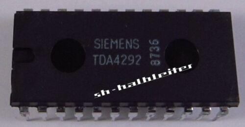 1 Stück SIEMENS TDA4292 DIP24 Stereo Tone Control IC
