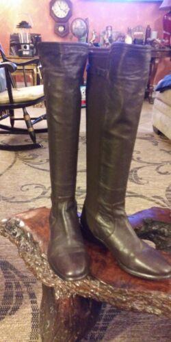 Coach Equestrian Boots 6b