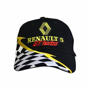 CAPPELLINO-RENAULT-5-GT-TURBO-CAP-BASEBALL-PATCH