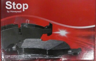 D476 FRONT BRAKE PADS FITS VEHICLES LISTED ON CHART BRAND NEW ULTRA STOP NX476