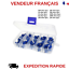 miniature 1 - POTENTIOMETRE TRIMMER REGLABLE MULTI TOURS 3296W BOITE DE 50PCS 10 VALEURS
