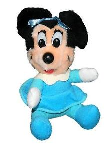 Mickeys Christmas Carol Minnie.Details About Walt Disney Productions Vtg Mickey S Christmas Carol Minnie Plush Stuffed Animal