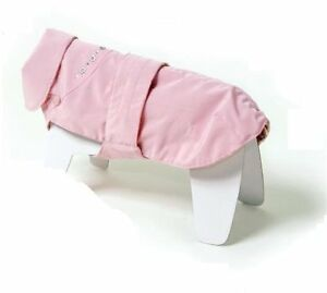Manteau imperméable Fashion Dog Elergante en agneau fabriqué en Italie fabriqué