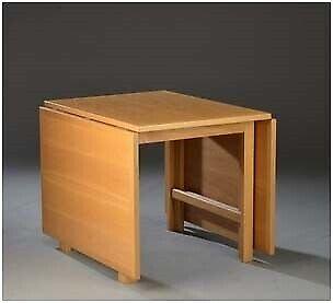 Spisebord, egetræ, Hans J. Wegner,