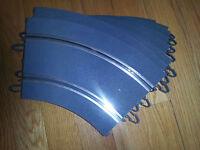 4 Scx Digital 20010 Powerline Standard Curve Pieces, No Packaging