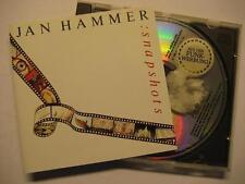 """JAN HAMMER """"SNAPSHOTS"""" - CD"""