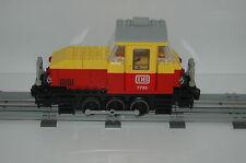Lego 12V Eisenbahn TRAIN 7735 Lok Güterlok mit Motor CARGO ENGINE