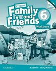 Family and Friends: Level 6: Workbook by Oxford University Press (Paperback, 2014)