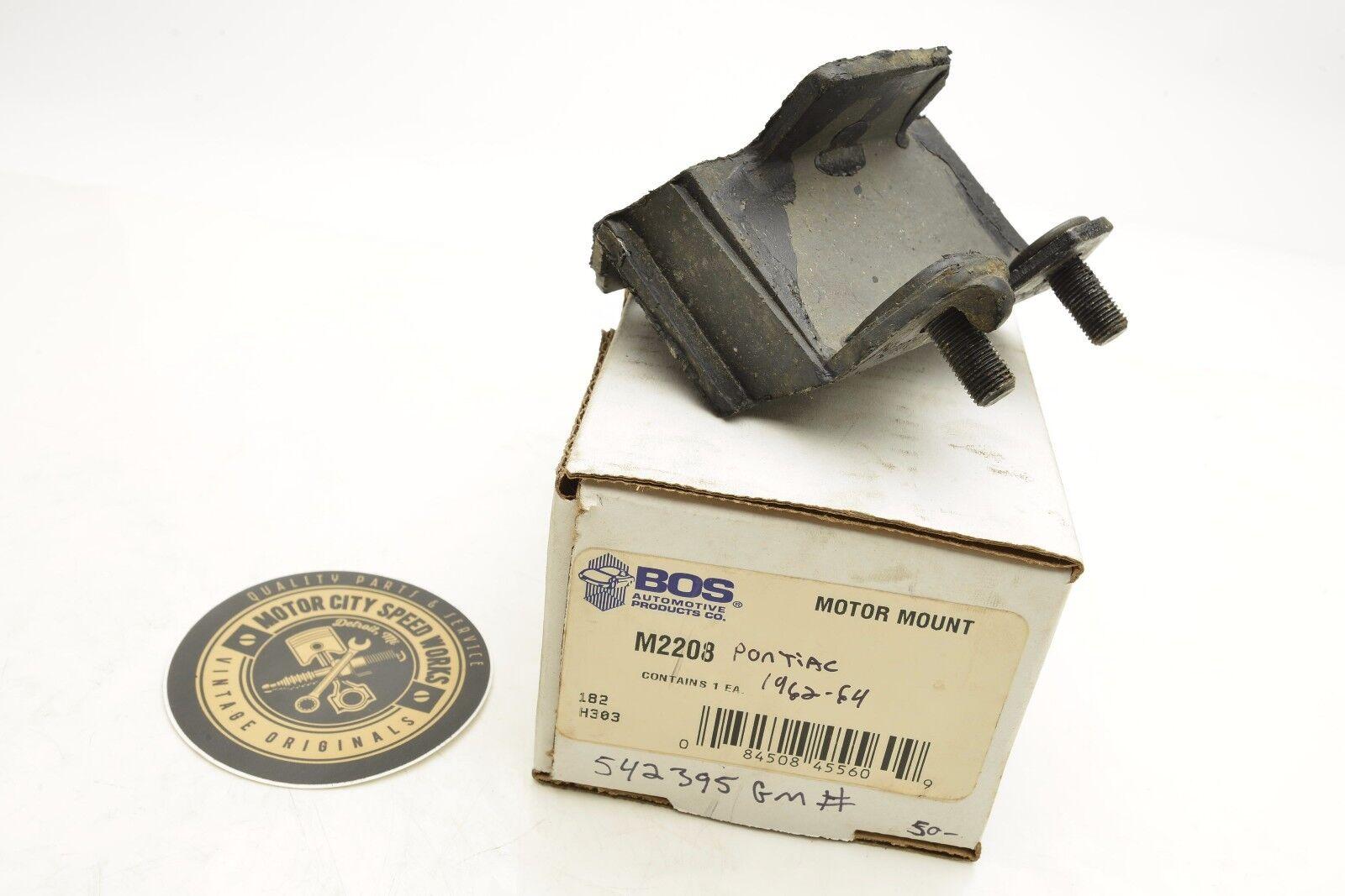 Pontiac 1962-64 Rear Motor Engine Mount NEW 542395
