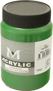 1000-ml-Magi-Kuenstler-Acrylfarbe-sap-green-568