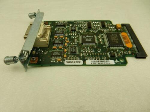 Cisco 2 Port Serial WIC-2A//S Wan Interface Card 800-03182-01