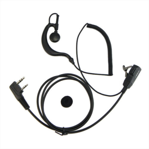 30x 2-PIN Earpiece Headset for Kenwood TK2100 Baofeng UV5R 888S Retevis Radio