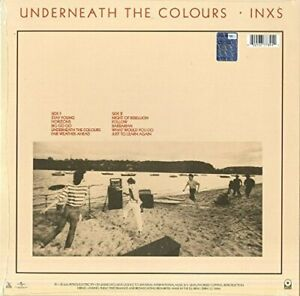 INXS-Underneath-The-Colours-VINYL-LP-Brand-New-Still-Sealed