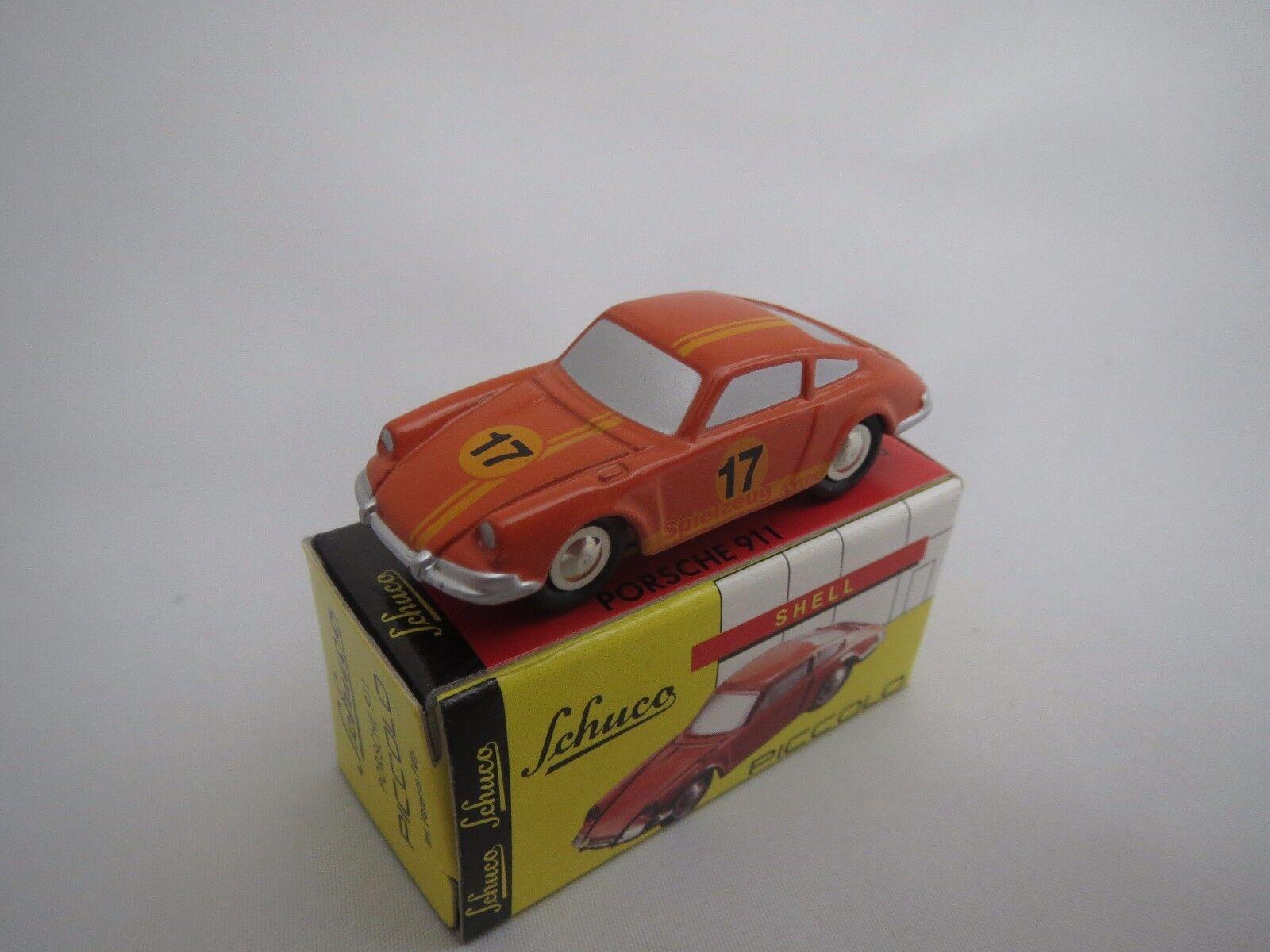 Schuco Schuco Schuco Piccolo  Porsche  911   17   Spielzeug Antik   1 90  OVP  | Merkwürdige Form  7f78a7