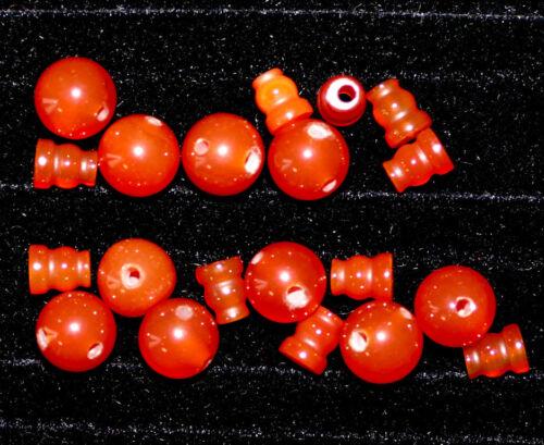 Edelsteine Auswahl 2-teil Glückssymbol versch Guru Perle chin Set BACATUS