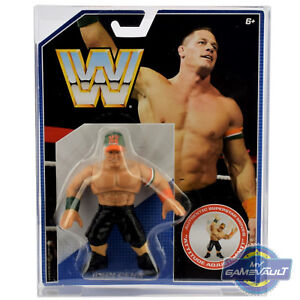 10 x WWE Retro Display Cases Mattel Carded Figure STRONG 0.5mm Plastic Protector