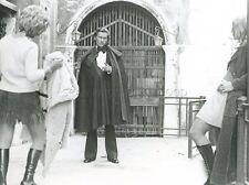 HELMUT BERGER VIRNA LISI UN BEAU MONSTRE 1971  VINTAGE PHOTO ORIGINAL #10