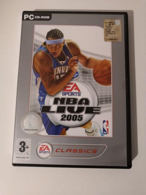 NBA LIVE 2005 PC