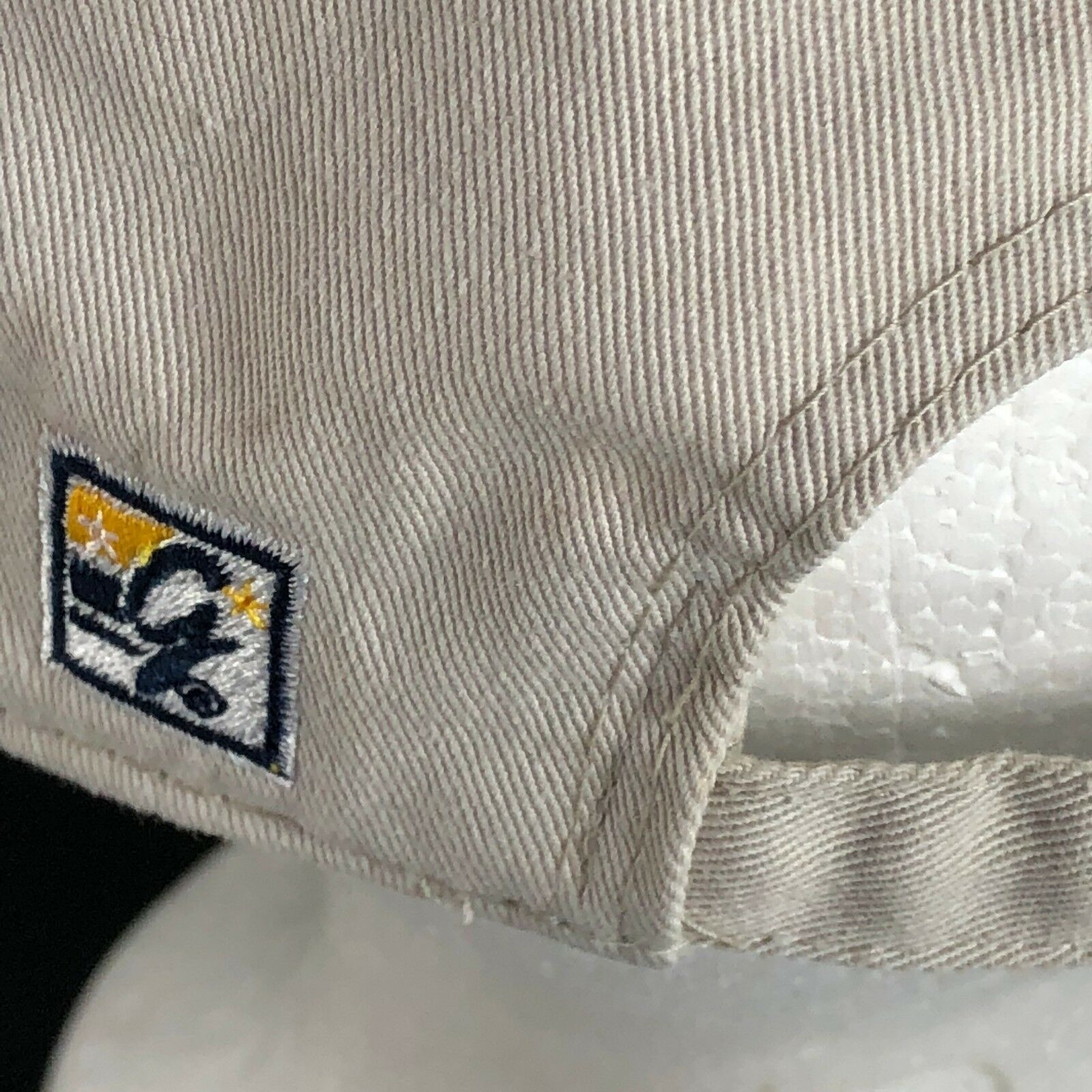 0583bc591782d ... shop vintage ucla hat baseball cap the game of university of game  california los angeles 1869d7