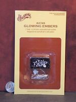 Dollhouse 12V Electrified Embers at Miniatures