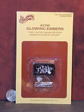 Dollhouse Miniature Fireplace Glowing Embers 1:12 inch Scale F52  Dollys Gallery
