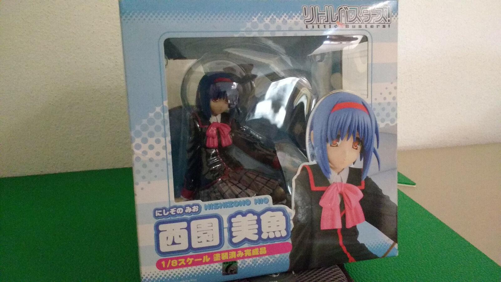 1 8 Chara-Ani Nishizono Mio  Little autoautobusters PVC cifra + extra  comprare a buon mercato
