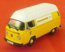 Minichamps 1:43 VW T2b furgoneta Deutsche Bundespost Alemán Post 1972 400-069270