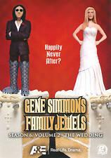 Gene Simmons Family Jewels: Season 6, Part 2 - The Wedding (DVD, 2012, 2-Disc