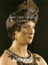 Sotheby's Jean-Leon Germone Corinthe 2008