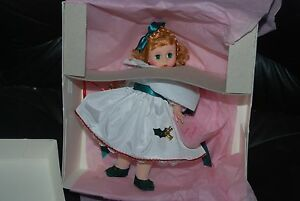 Belk-039-s-Holly-8-039-039-Madame-Alexander-Doll-NRFB-Our-Only-One