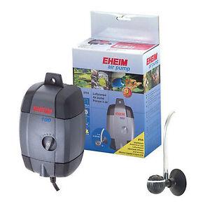 Pompe Eheim Air Pump100, compresseur d'air pour oxygène oxygène d'aquarium, crevettes.
