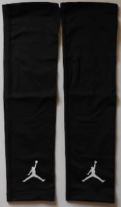 Bien Informé Nike Jordan Legend Bras Manches Dri-fit Shooter Manches Blanc/noir Hommes L/xl