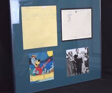 Cartoon actor,Daws Butler archive, drawing,animation art