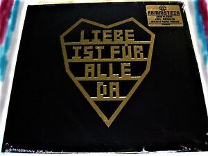 Rammstein Liebe Ist Fur Alle Da 2cd Digipack Deluxe Edition