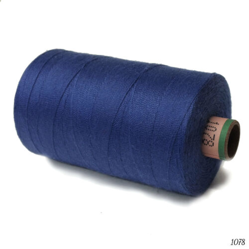 Amann 100/% Polyester Core-Spun Sewing Thread  Sabac 80 1000M Color 1078 Durable