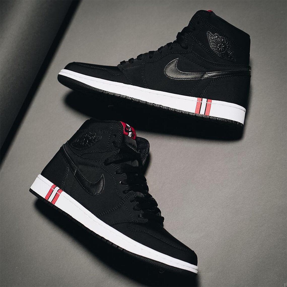 Nike Nike Nike Air Jordan 1 x PSG-Taille /us 12-édition limitée - 100% Authentique bad95d