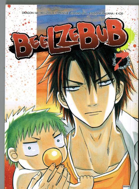 Beelzebub n. 7  di R.Tamura ed.Star Comics