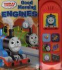 Thomas the Tank Good Morning Engines (Board Book)