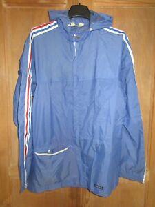Veste ADIDAS vintage coupe-vent Windbreaker jacket équipe de France 82 VENTEX S